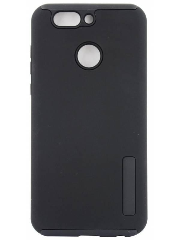 2in1 Case Samsung G610/J7 Prime - Negro