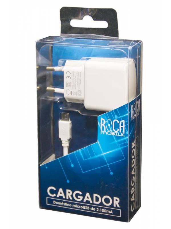 Cargador Standard ROCA para Apple iPhone 2/3G/3Gs/4G/4Gs