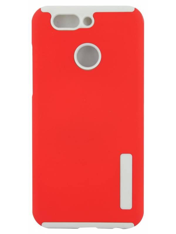 2in1 Case Samsung G610/J7 Prime - Rojo
