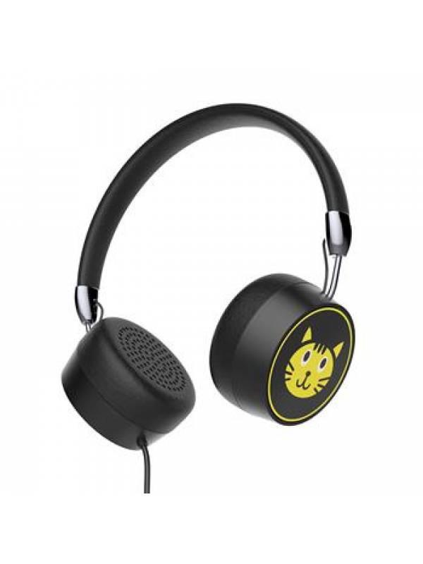 Auricular Stereo Gorsun 771 Negro