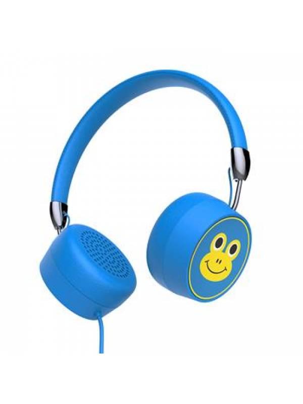 Auricular Stereo Gorsun 771 Azul