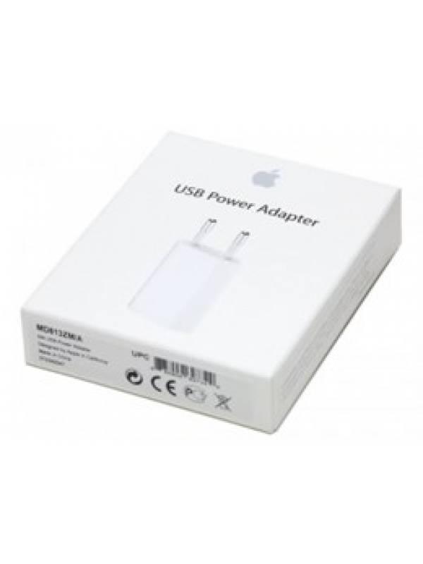 Cargador Original iPhone de 5W - Presentación Retail (MD813)