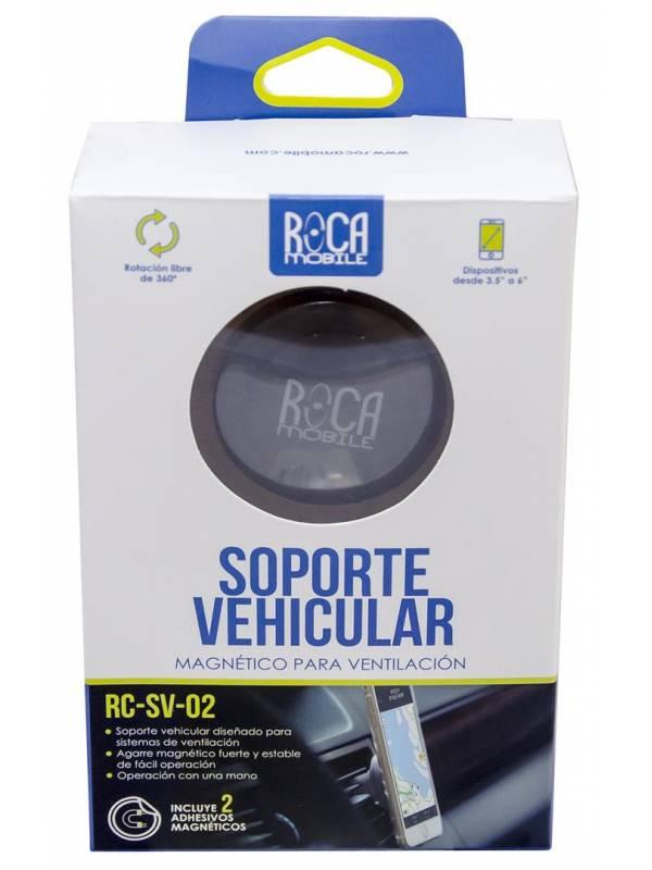 Soporte Vehicular SV02 - Tipo Magnetico, para Ventilación