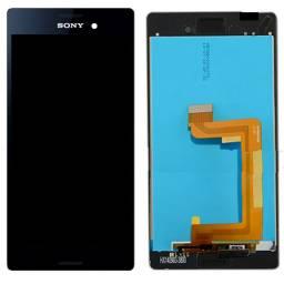 Display Sony E2303E2306Xperia M4 Completo Negro