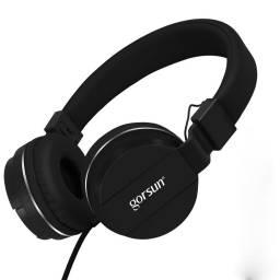 Auricular Stereo Gorsun 779 Negro