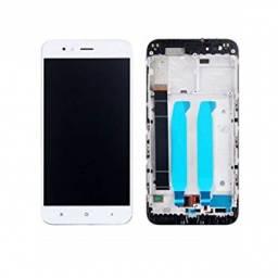 Display Xiaomi Mi A1 5.5 Completo cMarco Blanco