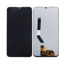 Display Huawei Y7 2019 Completo Negro (DUB-LX1  DUB-LX2  DUB-LX3)
