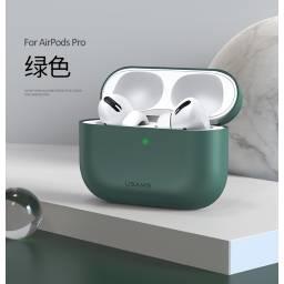 US-BH569 | Silicone case para AirPod Pro | Verde (ultra fino)