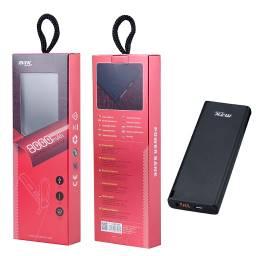 DT935 | Power Bank | 8.000mAh | 1 USB | Negro