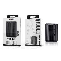 DT548 | Power Bank | 10000mAh | 2 USB | Negro
