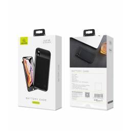 US-CD68 | Power Case para iPhone XR | 4000mah | Negro