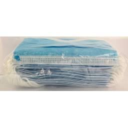 Tapa Bocas tipo Quirúrgico - Pack x50 unidades