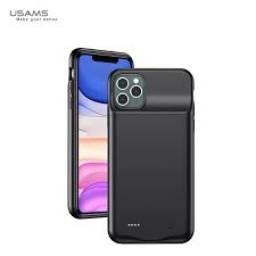 US-CD112 | Power Case para Apple iPhone 11 Pro Max | 4500mAh | Negro