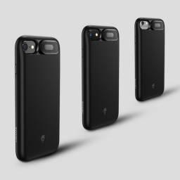 US-CD106 | Power Case para Apple iPhone 66s78 Plus | 4000mAh | Negro