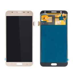 Display Samsung J701J7 Neo Completo Dorado (AAA)