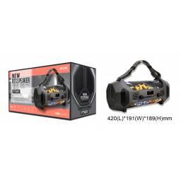 FT697 | Parlante Bluetooth | 20W+4W | microSD/FM/USB/Aux/Mic/Guitar | #1