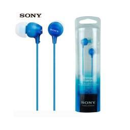 Auricular Stereo Sony MDR-EX15LP Azul