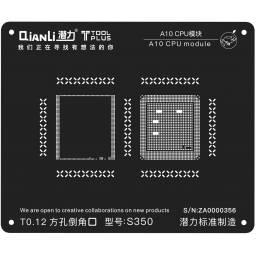 Stencil A10 QianLi Black | CPU/RAM