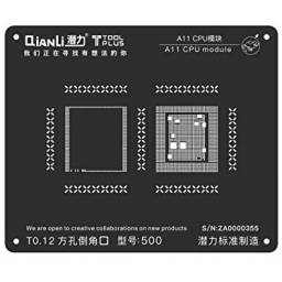 Stencil A11 QianLi Black | CPU/RAM