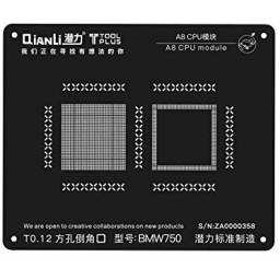 Stencil A8 QianLi Black | CPU/RAM