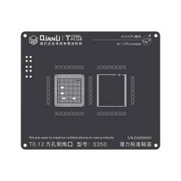 Stencil A10 QianLi 3D Black | CPURAM