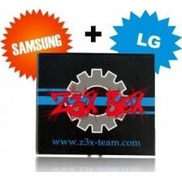 Z3X Box (Samsung + LG) con set de cables (56 Cables)