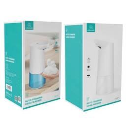 US-ZB122 | Dispensador automático para jabón | Blanco