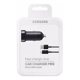 Cargador Auto Samsung 15W microUSB EP-LN930B (Original)