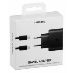 Cargador Samsung 45W - Negro EP-TA845XBE (Original)