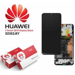 Display Huawei P Smart 2019 Comp c/M + Batería Negro | Original (02352JEY/02352JFA/02352HPR)