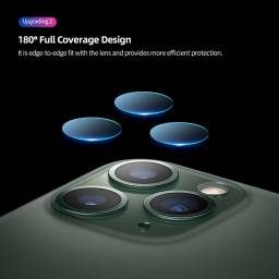 Vidrio Templado para Cámara | Apple iPhone 11/11P/11PM | Cámara | Rock Space