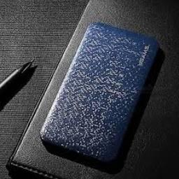CD20 | Power Bank Mosaic | 2 USB | 5.000mah | Azul