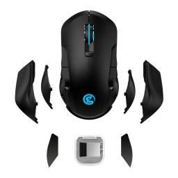 GM300 | Mouse Gamer Mecánico Inalámbrico | GameSir