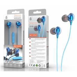 NC3152 | Manos libres stereo | Azul