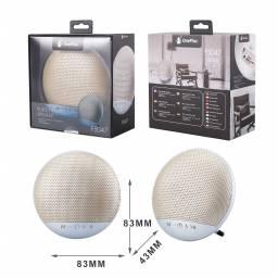 F5047 | Parlante Bluetooth | 8W | Dorado | TWS/1200mAh/FM/SD/USB