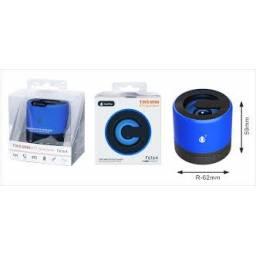 F6164 | Parlante Bluetooth | 3W | Rojo | TWS/FM/SD/USB