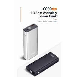 M223 | Power Bank PD | 10.000mAh | 1 USB + 1 Tipo C | Plateado | JOYROOM | D-M223