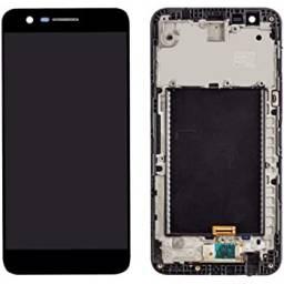 Display LG K20 2017 Completo cMarco Negro Generico