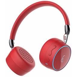 Auricular Bluetooth Gorsun E95 Rojo