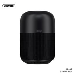 RB-M40   Parlante Bluetooth   2x6W   Negro   AuxTFTWS   Remax