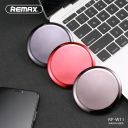 RP-W11 | Cargador Inalambrico | Negro | QI | 10W9W7,4W | Remax
