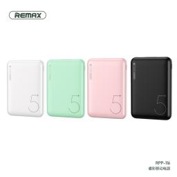RPP-116 | Power Bank | 5.000mAh | Verde | 2 USB | Ritry Series | Remax