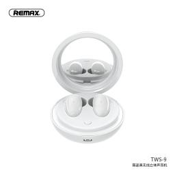 TWS-9   Auricular Bluetooth TWS   Blanco   Remax