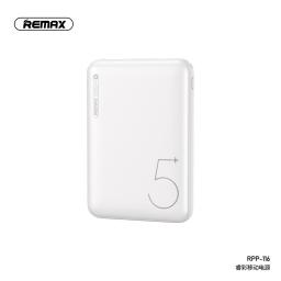 RPP-116 | Power Bank | 5.000mAh | Blanco | 2 USB | Ritry Series | Remax