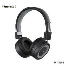 RB-725HB | Auricular Bluetooth | Gris | TF | Remax