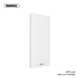 RPP-149   Power Bank   10.000mAh   Blanco   2 USB   Bodi Series   Remax