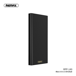 RPP-149   Power Bank   10.000mAh   Negro   2 USB   Bodi Series   Remax