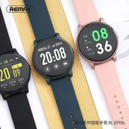 RL-EP09 | Smart Watch | Rosado | Waterproof IP67 | 400hrs de uso | Remax