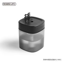 RL-HM01 | Humidificador | 400mL | Negro | Remax