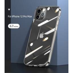 BH607 | Case | Apple iPhone 12 Pro Max | Transparente | 6,7''/TPU | Primary Series | USAMS